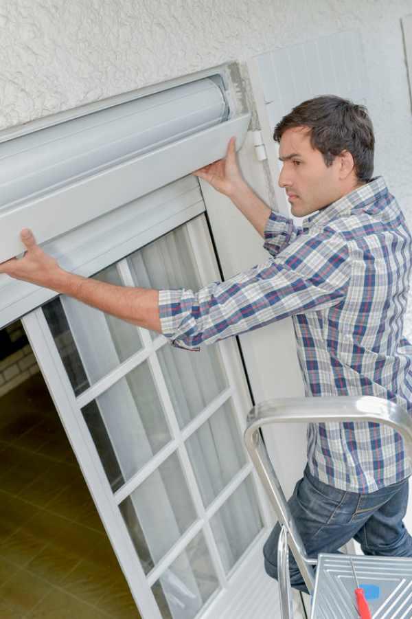 Reparación persianas exteriores de cuerda
