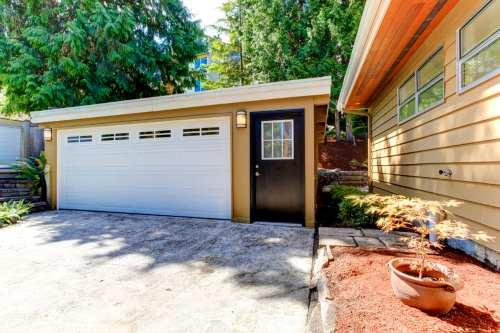 Puertas de garaje arreglar e instalar